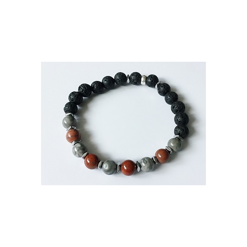008e534a116 Jaspis/laavakivi/hematiit @ Berkana Jewelry & Disain
